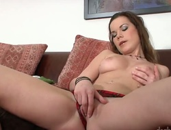 Marvelous hottie Roxy Taggart is uniting hot to catch masturbating