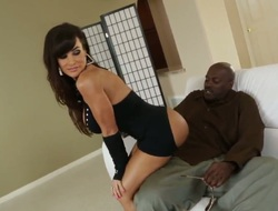 Lexington Steele acquires near the end b drunk booty fuck