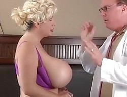 Claudia Marie Receives Her Fake Tits Pay no heed to In!