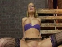 Hottest pornstar Chloe Cruize in breathtaking interracial, large tits porn clip
