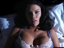 Chunky boobs pornstar pet Peta Jensen fucks like no other