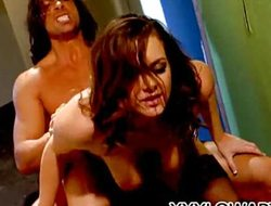 Natasha Ripsnorting - Super Redhead Fucked In Transmitted to HallWay