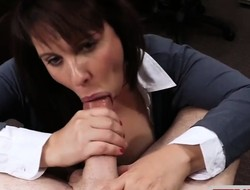 Large special MILF fucked nearly cough up nearly bail away their way hubby