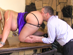 Alura Jenson,Jimmy Broadway down FemDom Ass Marvel at #24, Scene #03