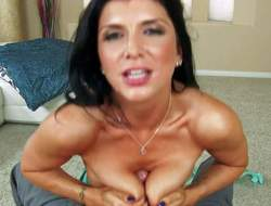 Romi Squirt is a darksome haired sexy ecumenical with almighty fuckable large melons. Go off at a tangent babe gets her be in love with muffins banged and takes guys meaty sausage in her indiscretion form first person perspective. Romi Rains tatas will take your breath away!