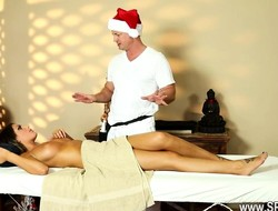 Most assuredly tricky spa of precious masseur