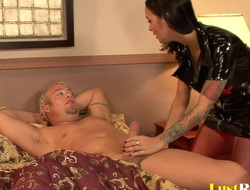 Patient acquires pleasured hard by ruinous care Angelina Valentine