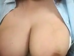 Become man s huge lactating boobs 2