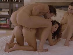TUSHY Tricky Anal Be worthwhile for Tread Allies Keisha Grey and Leah Gotti